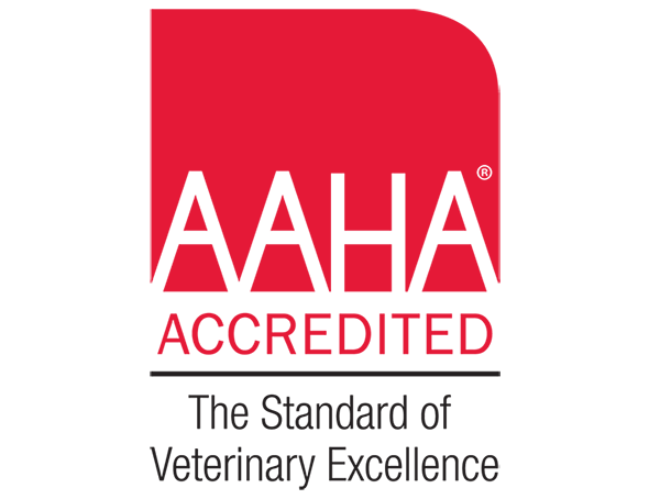 Did You Know We're AAHA-Accredited?